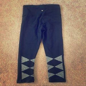 ST Bow Crop Leggings